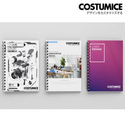Costumice Design A5 Soft Cover Note Book 3