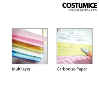 Costumice Design Bill Book Multi Layer