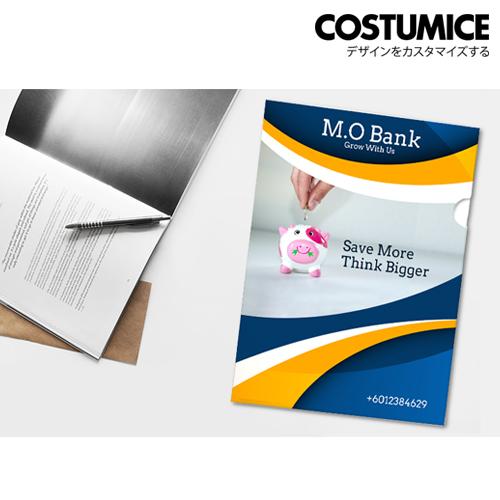 Costumice Design Pvc Folder 1
