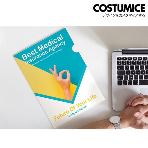 Costumice Design Pvc Folder 2