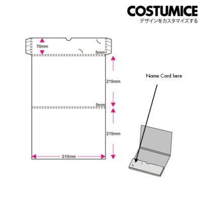 Costumice Design Presentation Folder 3