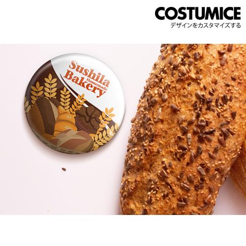 Costumice Design Button Badge 4