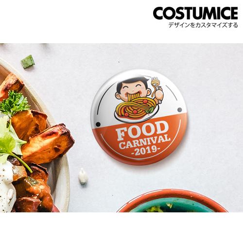 Costumice Design Button Badge 8