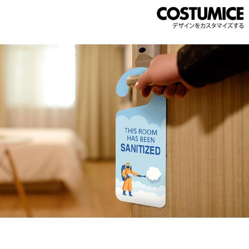 Costumice Design Door Hanger 1