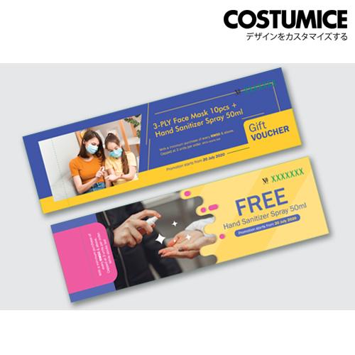 Costumice Design Book Form Voucher 4