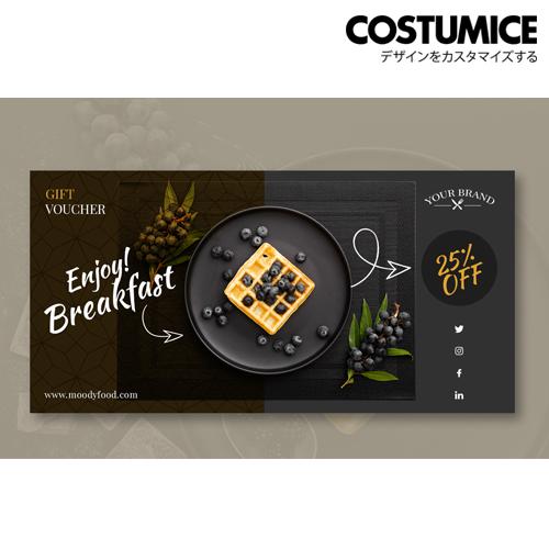 Costumice Design Pad Form Voucher 4