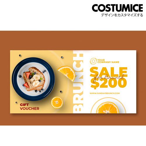 Costumice Design Pad Form Voucher 5