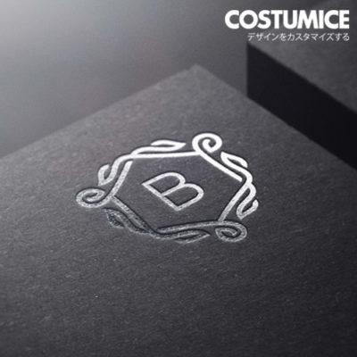 Costumice Design Hot Stamped Name Card 3