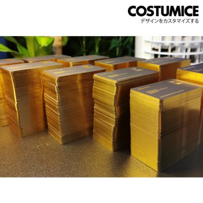 Costumice Design Painted Edge Business Cards 3