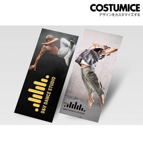 Costumice Design Slim Hot Stamped Name Card 1