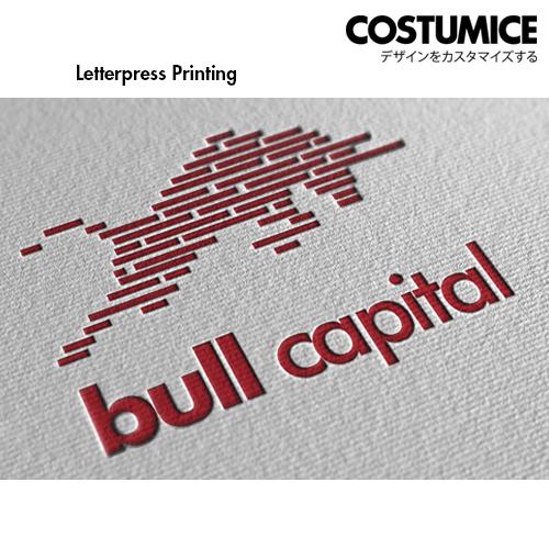 Costumice Design 600Gsm Letterpress Cotton Paper 5