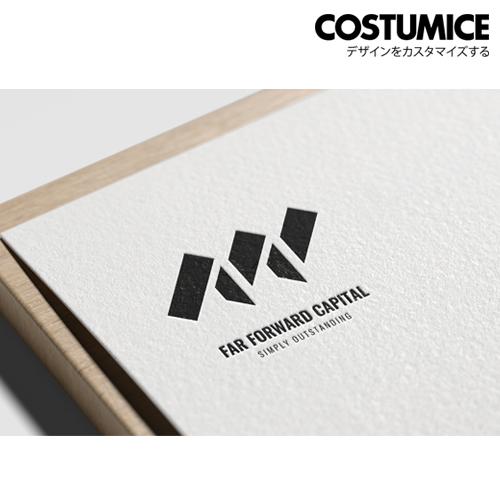 Costumice Design 600Gsm Letterpress Cotton Paper 8