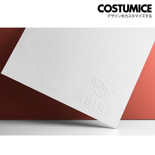 Costumice Design Embossed Name Card 7