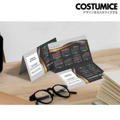 Costumice Design Folded Name Card 4