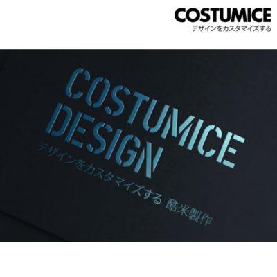 Costumice Design Metalic Foil Name Card 3