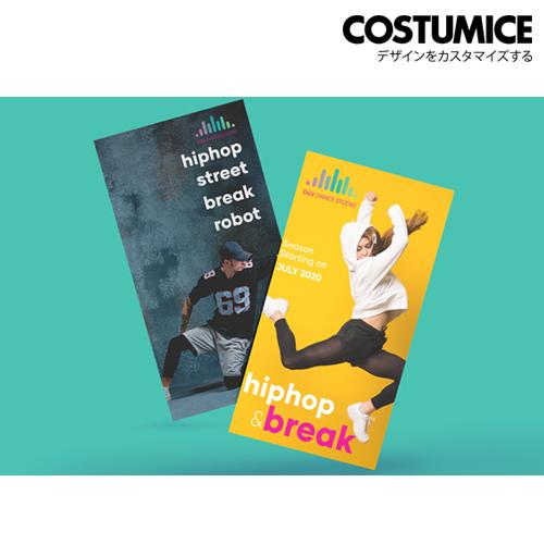 Costumice Design Slim Name Card 2