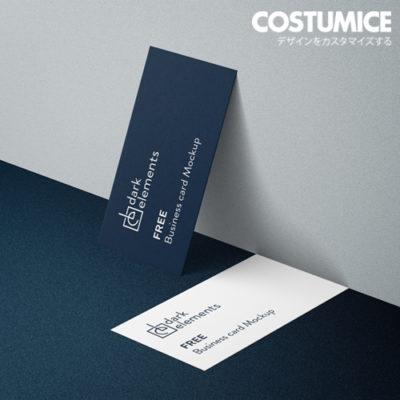 Costumice Design Slim Name Card 3