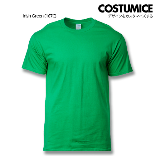 costumice design premium cotton t-shirt-Irish Green