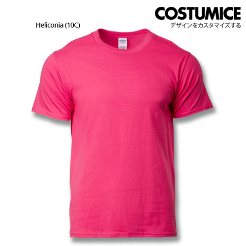 costumice design premium cotton t-shirt-heliconia
