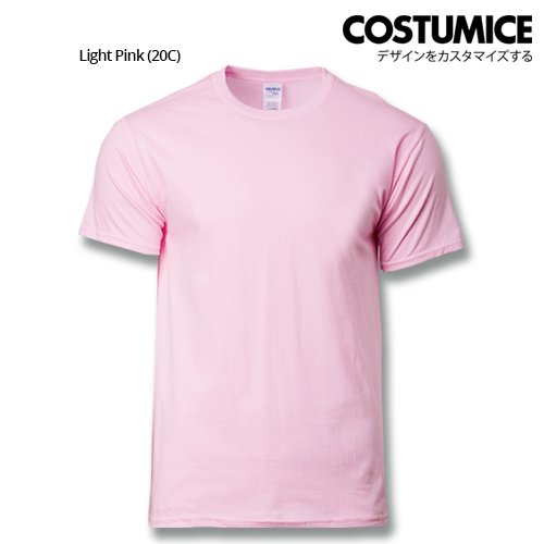 costumice design premium cotton t-shirt-light-pink