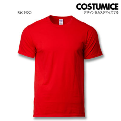 costumice design premium cotton t-shirt-red