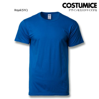 costumice design premium cotton t-shirt-royal