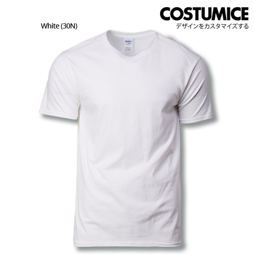 costumice design premium cotton t-shirt-white
