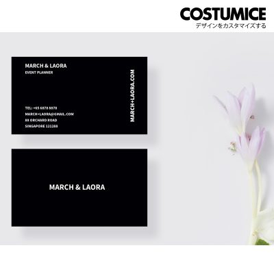 Costumice Design Multipurpose Name Card Template CDS-GEN-01-02