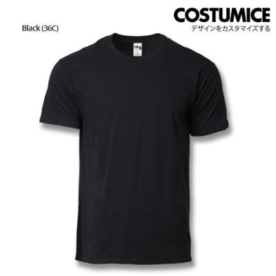 Costumice Design Heavy Cotton T-Shirt-Black