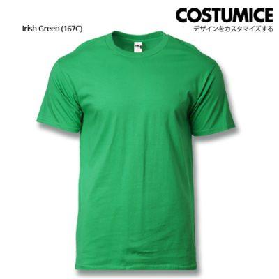 Costumice Design Heavy Cotton T-Shirt-Irish Green