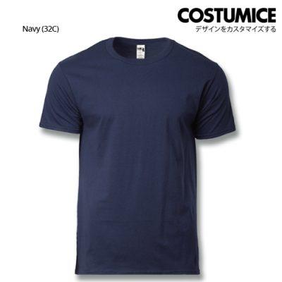 Costumice Design Heavy Cotton T-Shirt-Navy