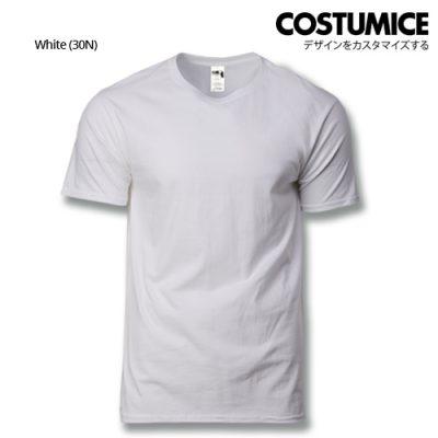 Costumice Design Heavy Cotton T-Shirt-White