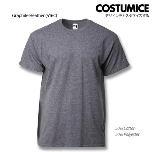 Costumice Design Heavy Cotton T-Shirt-Graphite Heather