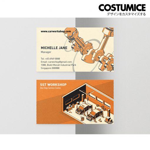Costumcie Design Multipurpose Name Card Template Cds-Gen-04-01