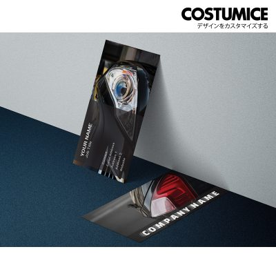 Costumcie Design Multipurpose Name Card Template Cds Gen 05 02