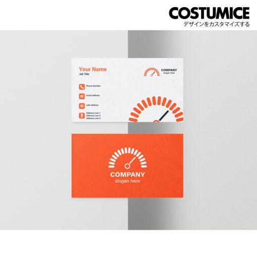 Costumcie Design Multipurpose Name Card Template Cds-Gen-07-01