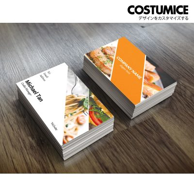 Costumcie Design Multipurpose name card template CDS-GEN-08-02