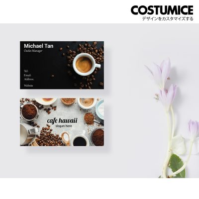 Costumcie Design Multipurpose name card template CDS-GEN-13-01