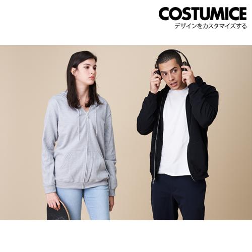 Costumice Design Heavy Blend Full Zip Hoodie Printing 3