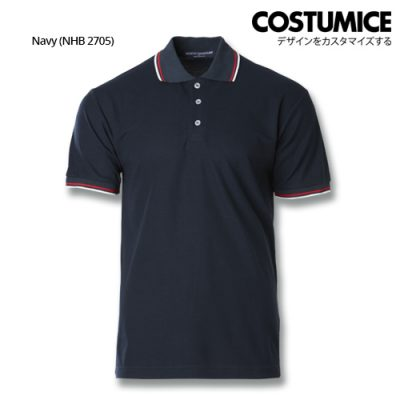 Costumice Design Signature Collection Business Polo - Navy