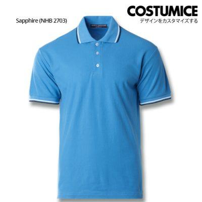 Costumice Design Signature Collection Business Polo - Sapphire